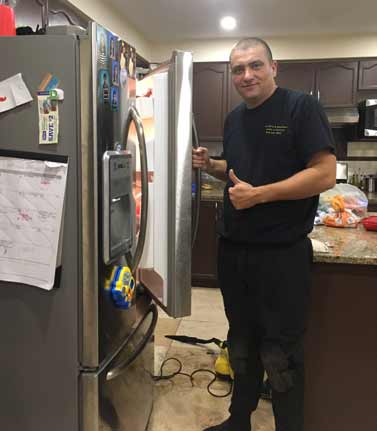 Fridge repair Ontario