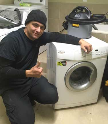 Washer repair Ontario