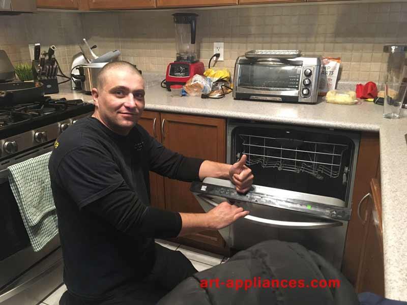Appliance Repair Service in Brampton